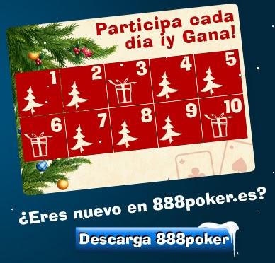 888poker promocion navidad