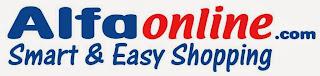 Alfaonline.com : Toko belanja online murah Promo heboh jual barang hanya Rp 1