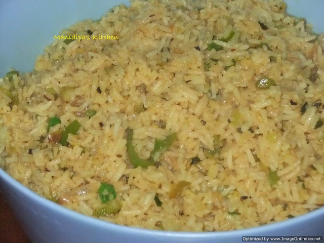 chinese fried rice recipe