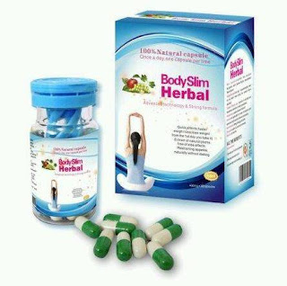 Jual Body Slim Herbal