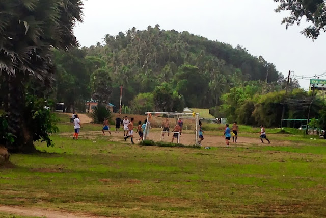 soccer in Thailand
