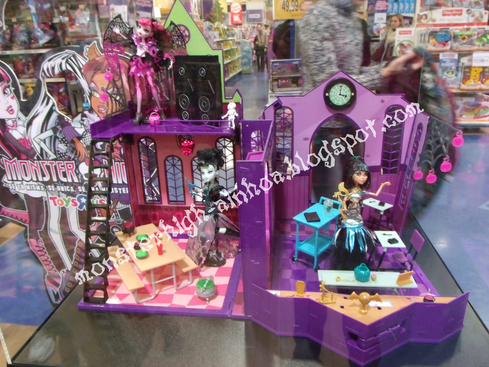 Monster High Toys : Monsterhighdaily monster high toys at toysrus