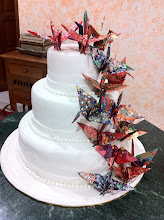 Origami Cake