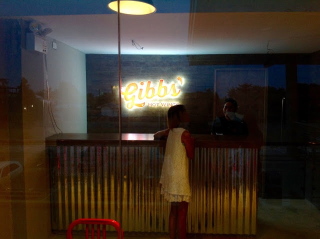 Gibb's Hot Wings 2nd Level Streetscape, Paseo Saturnino, Maria Luisa Road, Cebu City