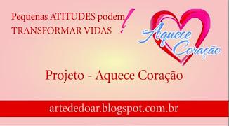 Projeto - Aquece Coração - Araras/SP