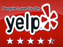 Visit out Yelp page