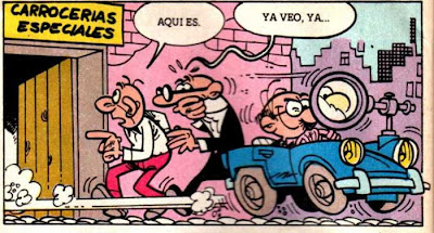 Rompetechos con Mortadelo y Filemón