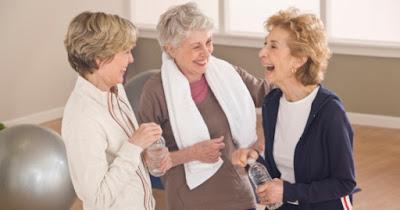 Adultos físicamente activos