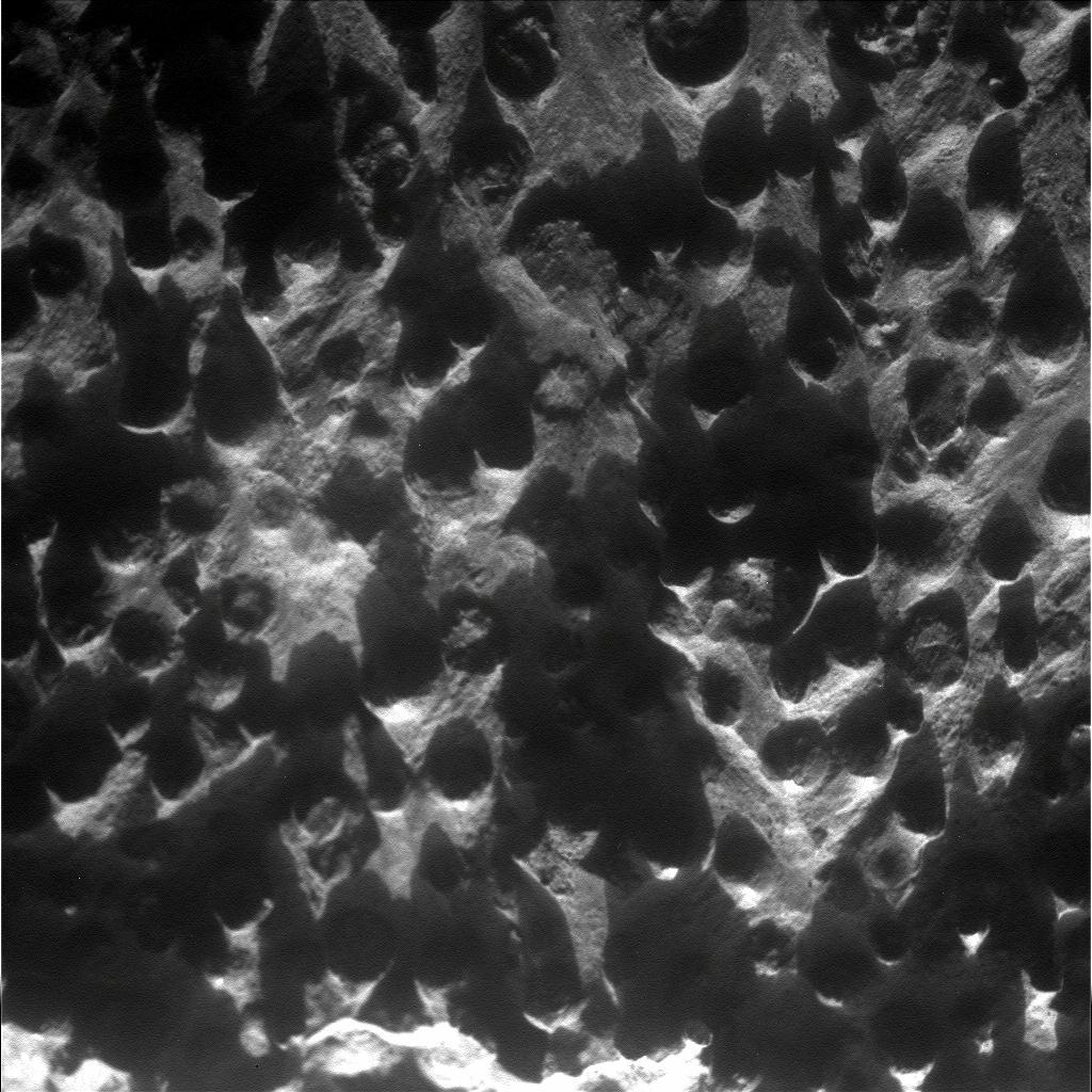 Resultado de imagen de presencia de esférulas microscópicas