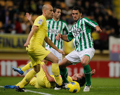 Villarreal 1 - 0 Real Betis (1)