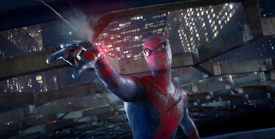 Imagen de la película The Amazing Spider-Man. Making Of