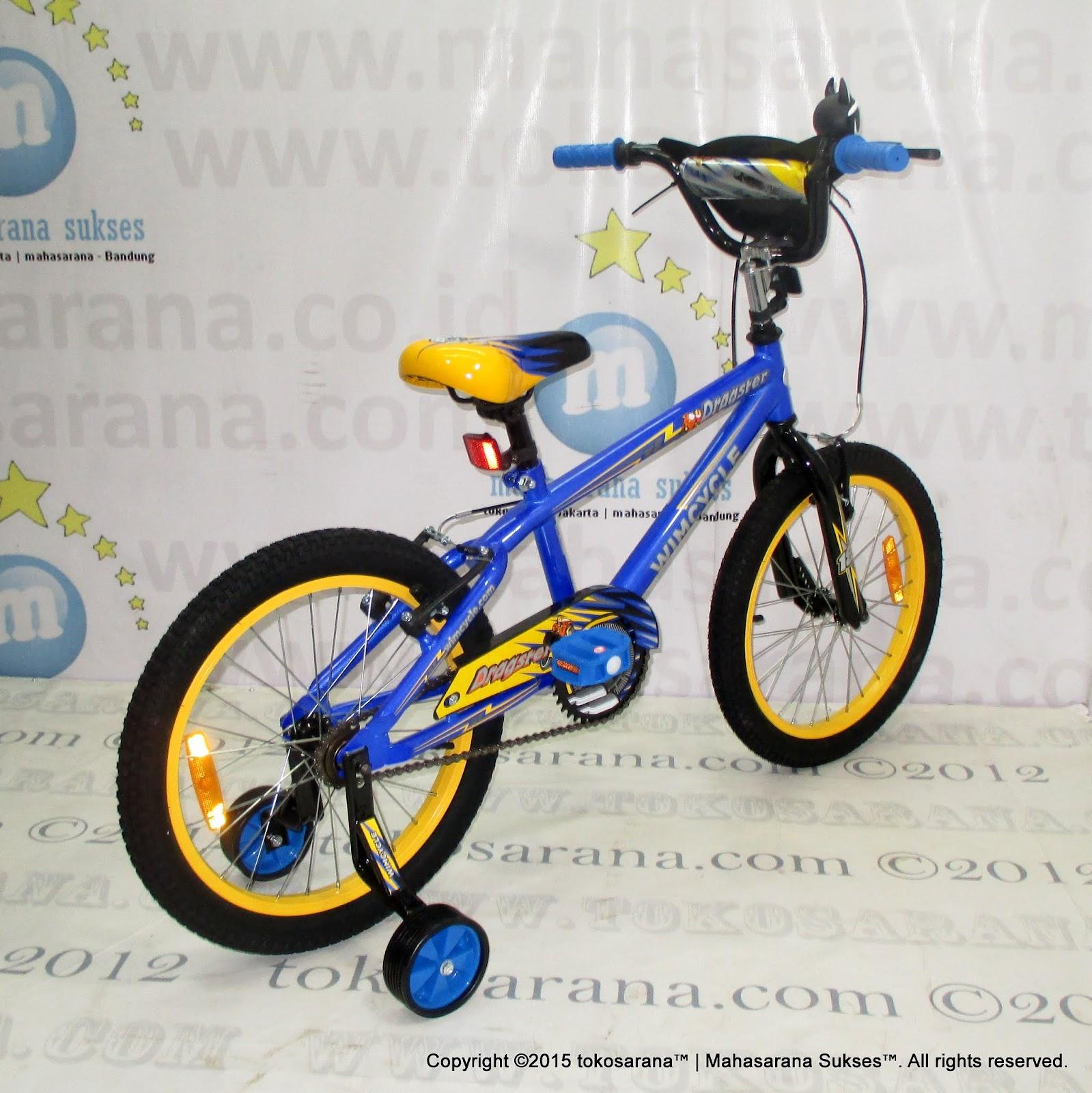 TokosaranaTMJakarta Jatinegara Sepeda Anak WIMCYCLE
