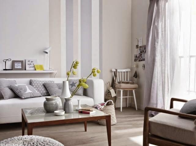 Cele mai frumoase interioare amenajate n tonuri de gri jurnal de design inte - Deco salon petit espace ...