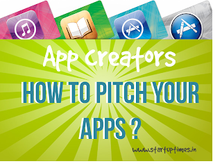 App creators: How to Pitch your app to the right people?