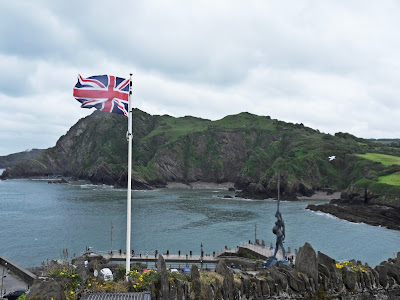 Ilfracombe harbour Devon