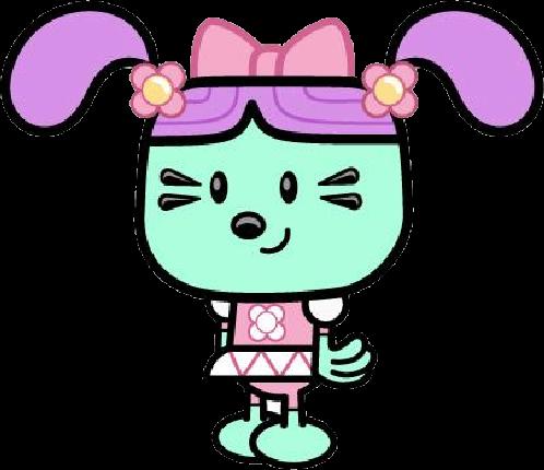 Cartoon Characters Wow Wow Wubbzy