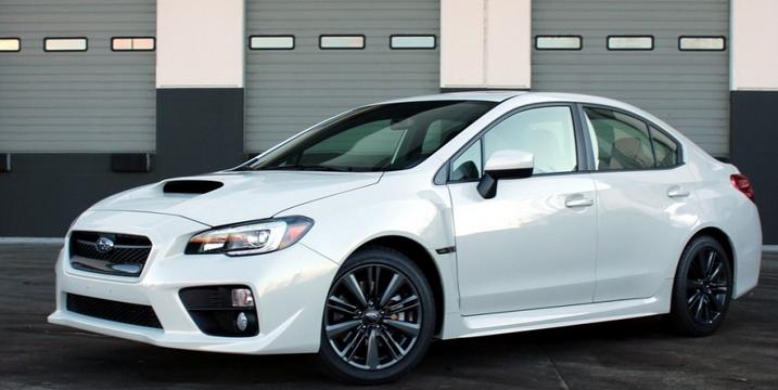 2015 Subaru WRX STI Premium-Driven
