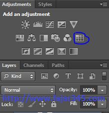 cara membuat efek warna dengan cepat pada photoshop cs6
