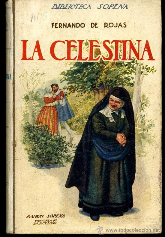 LA  CELESTINA   Celestinaa