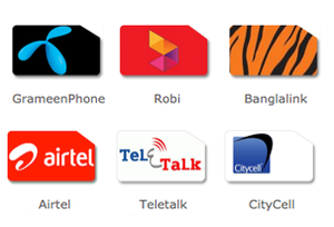 APN for Airtel BD, Grameenphone, Banglalink, Robi & Teletalk