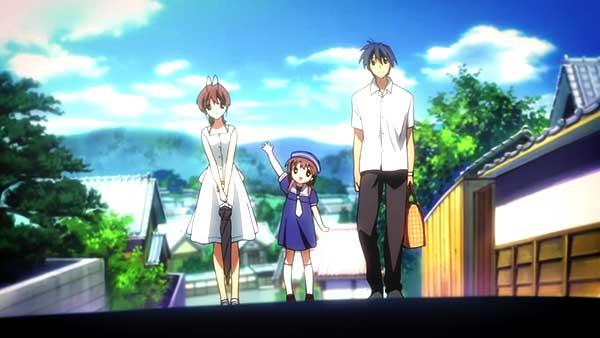 Clannad - Anime sedih namun endingnya bahagia