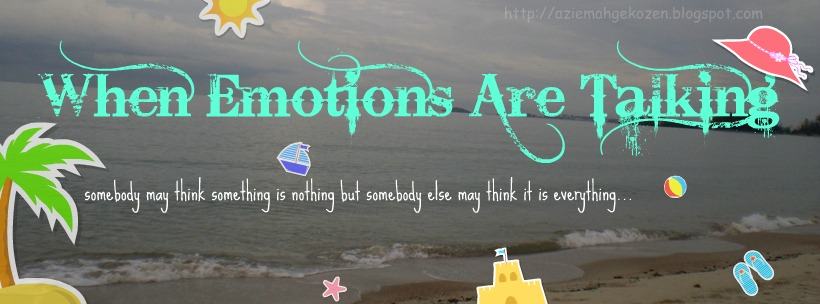 When Emotions Are Talking