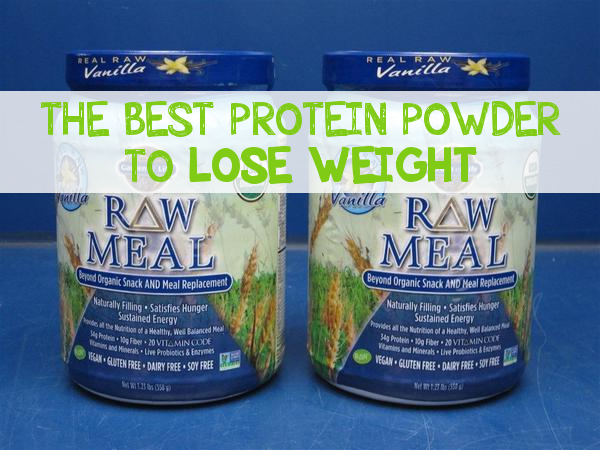 THE BEST PROTEIN POWDER TO LOSE WEIGHT