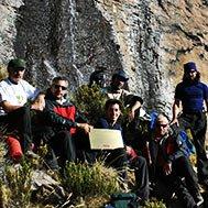 foto expedicionarios
