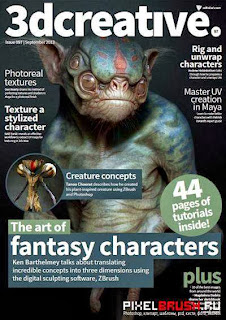 3DCreative Magazine Issue 97 September 2013