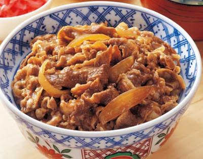 comida típica do japão