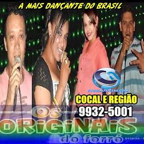 ORIGINAIS DO FORRÓ EM COCAL E REGIÃO