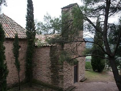 Capella de la Mare de Déu del Castell. Autor: Carlos Albacete