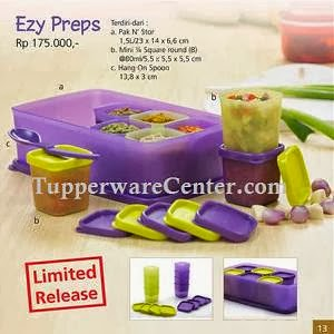 Ezy Preps - Tupperware Bogor - Katalog Promo September 2013 - Order PIN 268921BF -WA 082123751788