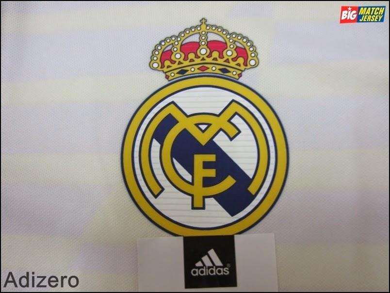 Logo Emblem Club Pada Jersey Adizero Adalah Sablon
