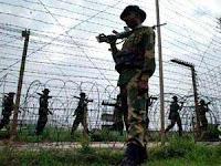 BSF-Pak Rangers meet