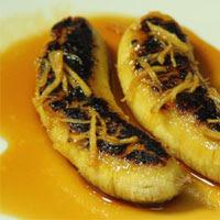 Resep Pisang Karamel