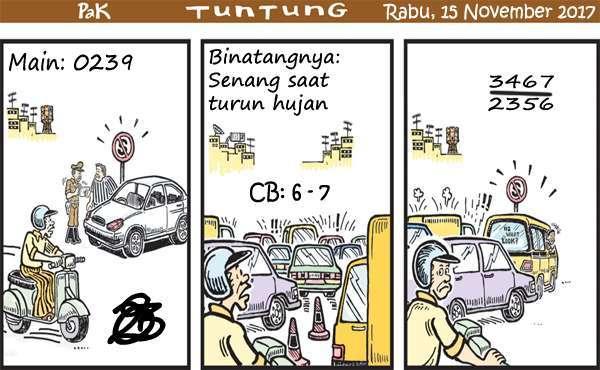 Prediksi Gambar Pak Tuntung Rabu 15 11 2017