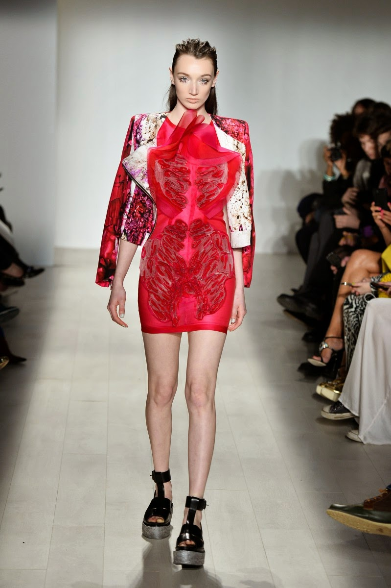 World-MasterCard-Fashion-Week-Toronto, Mikhael-Kale, Runway, Collection, FW14