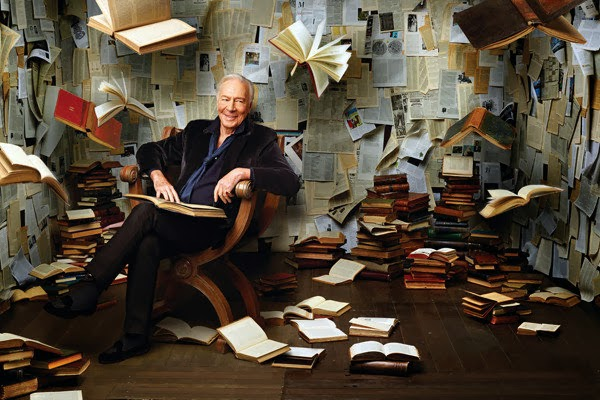 A Word or Two with Christopher Plummer