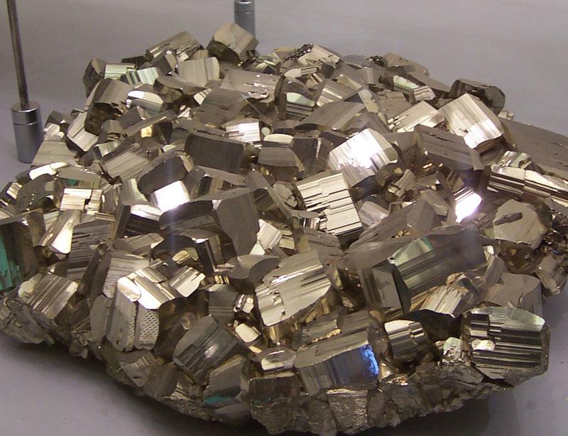 Пирит формула химическая - 3810f