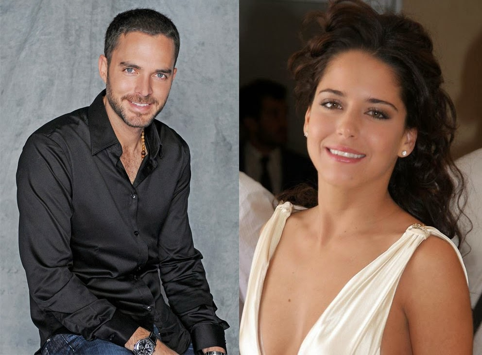 ArtistasCineyTV: Manolo Cardona y Ana Claudia Talancón ... Jose Maria De Tavira Y Su Novia