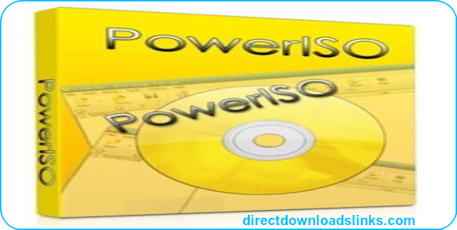 PowerISO 6.3 + Crack image