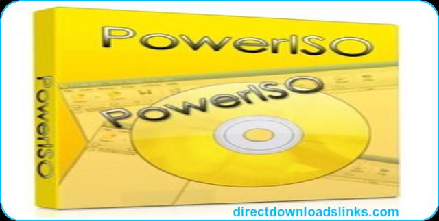 PowerISO 6.3 + Crack image