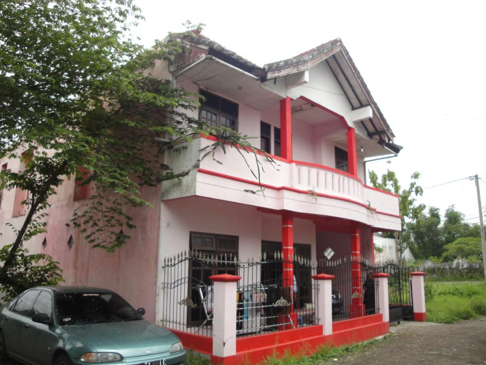 Rumah Kost Dijual Lelang di Belakang Kampus UNMUH III Malang 01