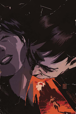 Cover of Dark Shadows #3 by Francesco Francavilla from Dynamite Entertainment