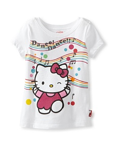 MyHabit: Up to 60% off Hello Kitty Girls: Dance Graphic Tee