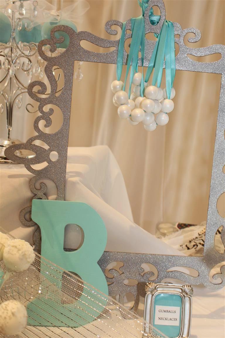 MamiEggroll A Tiffanys Baby Shower