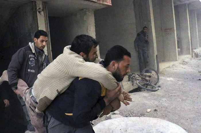 Sette anni di guerra in Siria, la pace è un miraggio