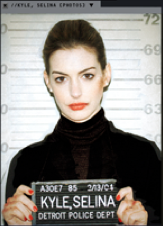 how tall is selina kyle