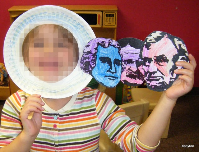 President 39 s Day Mt Rushmore Mask